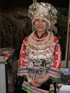 Chinese national costume