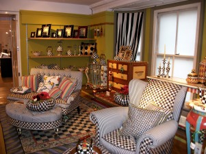 Funky furniture at a extremely funky price, Harrods Knightsbridge