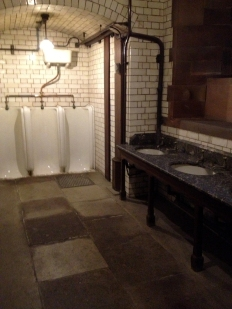 Old Victorian Toilets
