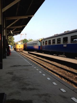 Thornburi Railway Station