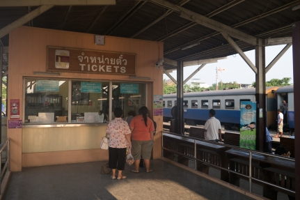 Thornburi Ticket Office
