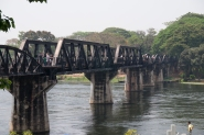 The two spans built after the war
