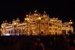 Christmas in Mysore,India,