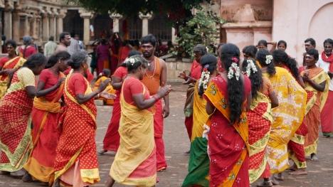 Hindu dancing Hindu Dancing.Airavatesvara Temple