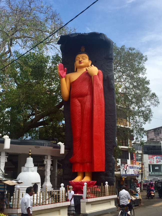 Large Buddha, Galle Town
